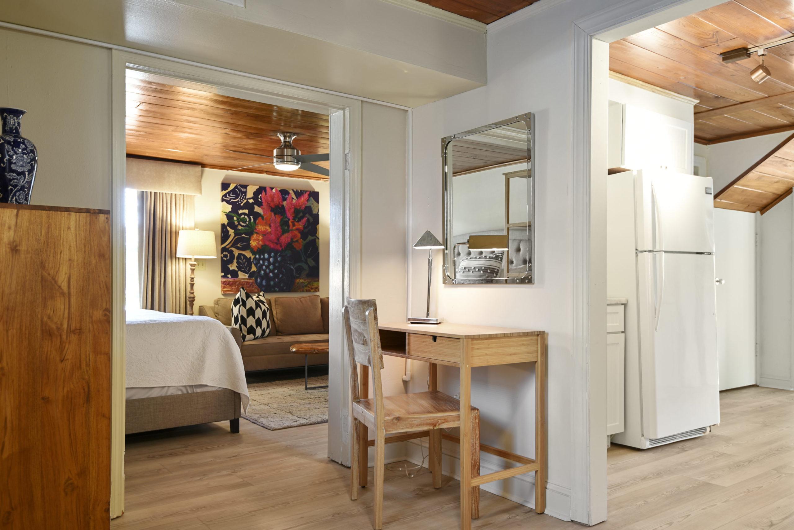 Shuffleboard Retreat - Study & Bedroom